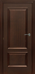 Межкомнатные двери Брама 31.1 дуб бренди