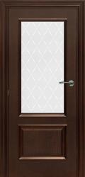 Межкомнатные двери Брама 31.2 дуб бренди