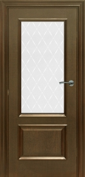 Межкомнатные двери Брама 31.2 дуб орех
