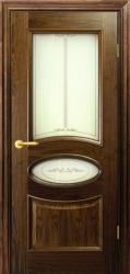Межкомнатные двери Брама 34.3 Американский орех