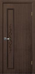 Межкомнатные двери Брама 35.7 дуб венге