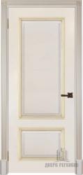 Дверь БРИТАНИЯ эмаль слоновая кость