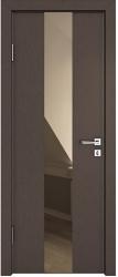 Межкомнатная дверь 510 бронза стекло