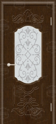 Чебоксарские двери ЧФД Афина стекло