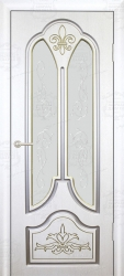 Чебоксарские двери ЧФД Александрия с гравировкой