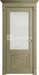 Двери Florence 62002 Серена каменный витраж