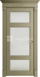 Двери Florence 62004 Серена каменный витраж
