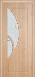 Чебоксарские двери ЧФД Валенсия стекло гравировка