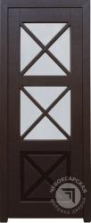 Чебоксарские двери в эмали ЧФД ЭММА 250 ДВО