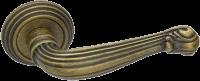 Ручка дверная FONTANA V202 Aged bronze