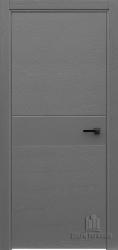Двери FUSION-1 art-line GRIGIO