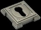 Накладка на цилиндр SC VQ001 Aged silver