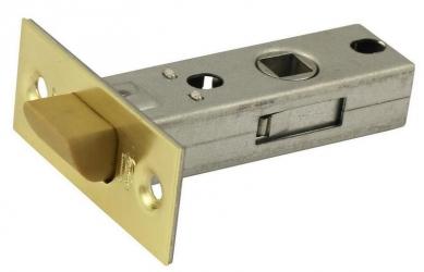 Межкомнатная защёлка P45 SB золото