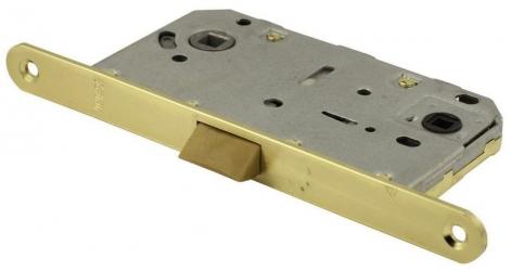 Межкомнатная защёлка P96 SB золото