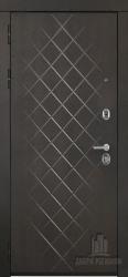 Металлическая входная дверь Президент LUXE