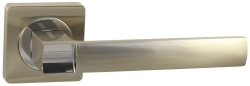 Ручка дверная V02 никель