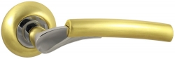 Ручка дверная V21C золото