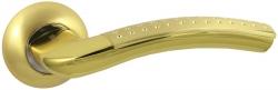 Ручка дверная V26C золото