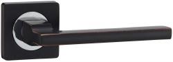 Ручка дверная V53BL черная патина