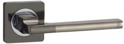 Ручка дверная V53BN/CP черный никель