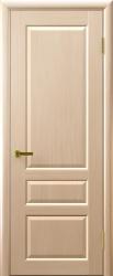 Двери Люксор Валентия 2 беленый дуб