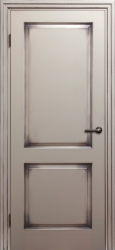 Дверь Портэ Виста Соленто 2 RAL 1013 патина