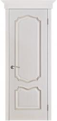 Дверь Вист Премьера белая патина (тон 17)