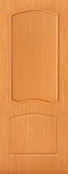 Межкомнатная дверь Альфа Миланский орех
