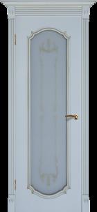 Чебоксарские двери ЮККА Беллини стекло