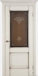 Дверь Портэ Виста Флоренция Классик цвет 12 стекло кристаллайз