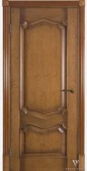 Дверь Портэ Виста Флоренция Престиж темный мед тон 6