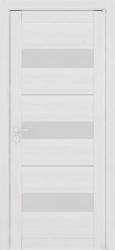 Двери Uberture Экошпон 2126 Белый велюр