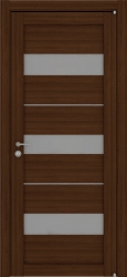 Двери Uberture Экошпон 2126 Орех вельвет
