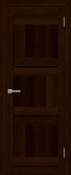 Двери Uberture Экошпон 2180 Дуб шоколадный