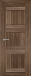 Двери Uberture Экошпон 2180 Серый велюр