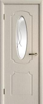 Чебоксарские двери ЮККА Корсика стекло