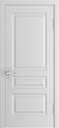 Дверь L-2 белая эмаль