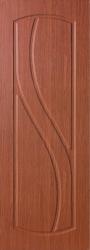 Межкомнатная дверь Лазурит итальянский орех