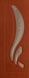 Межкомнатная дверь Лотос итальянский орех