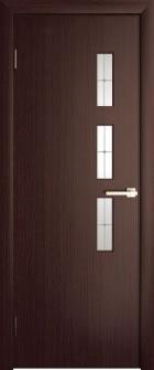 Чебоксарские двери ЮККА М 101 стекло
