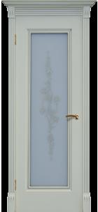 Чебоксарские двери ЮККА Милето стекло