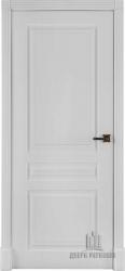 Межкомнатная дверь Турин белая эмаль