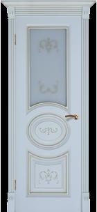 Чебоксарские двери ЮККА Римини стекло