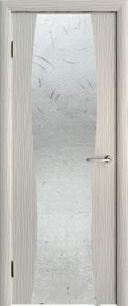 Чебоксарские двери ЮККА Сириус 1.1 худож. зеркало