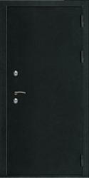 Входная дверь ТЕРМО 3 серебро с терморазрывом