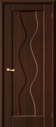 Межкомнатная дверь Вираж Венге