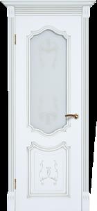 Чебоксарские двери ЮККА Женева молочный триплекс