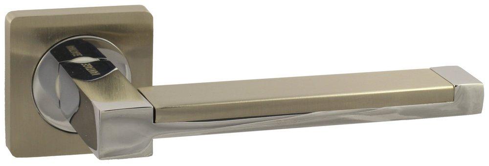 Ручка дверная V05D никель