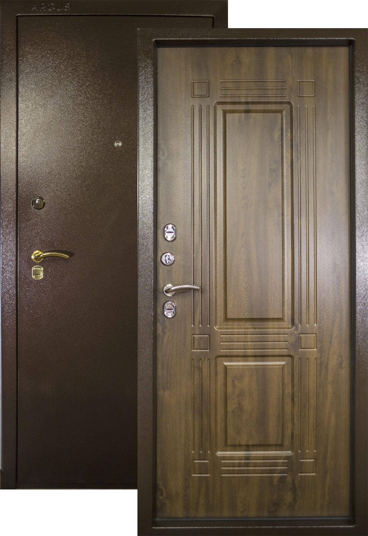 заказать стальную дверь в квартиру