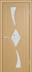 Чебоксарские двери ЧФД Кристалл 1 стекло